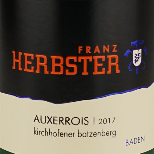 Weingut Herbster Auxerrois