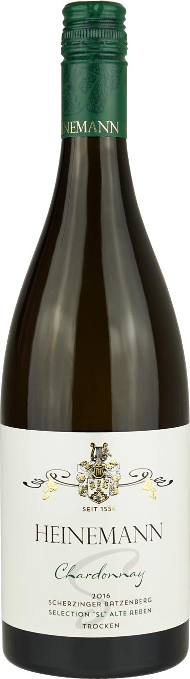 Weingut Heinemann Chardonnay Selection SL Alte Reben