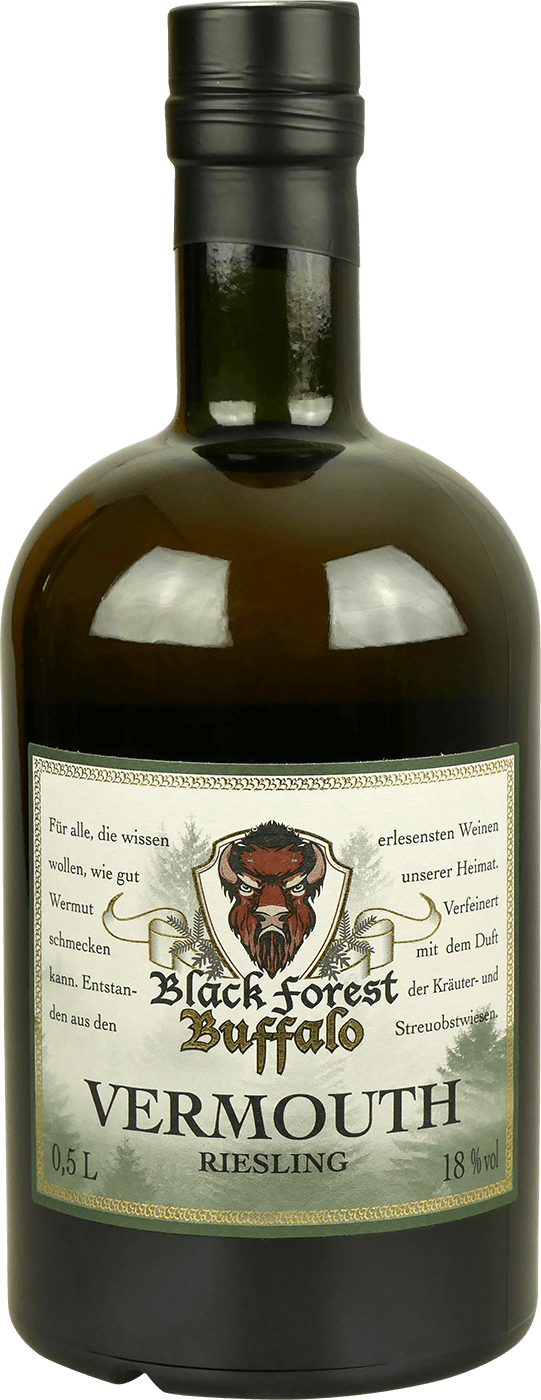 Köninger Black Forest Buffalo Vermouth Riesling
