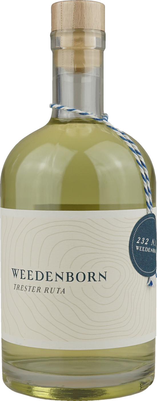 Weingut Weedenborn Trester Ruta